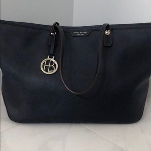 henri Bendel large tote bag
